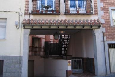 Edificio de 22 Viviendas. Calle Francisco Gallego en Ávila