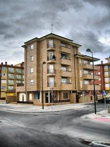 Residencial Edificio Adaja en Ávila
