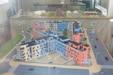 Edificio de 105 viviendas. Plan Parcial Valle Ambles. Ávila